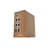 Industrial 4G+2G SFP Managed Ethernet Switch DS406